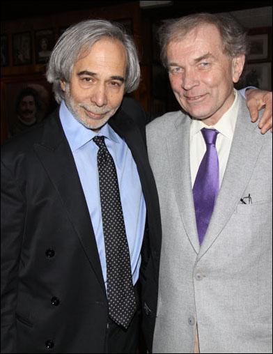 Jeffrey Horowitz and Henry Christensen III
