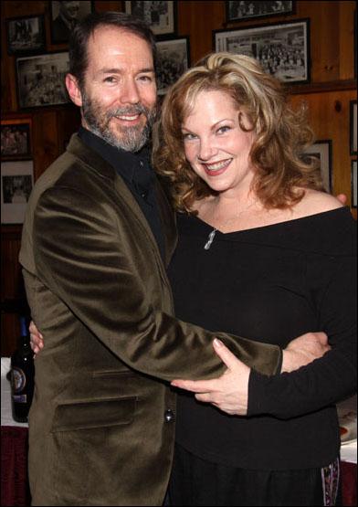Paul Niebanck and Elizabeth Meadows Rouse