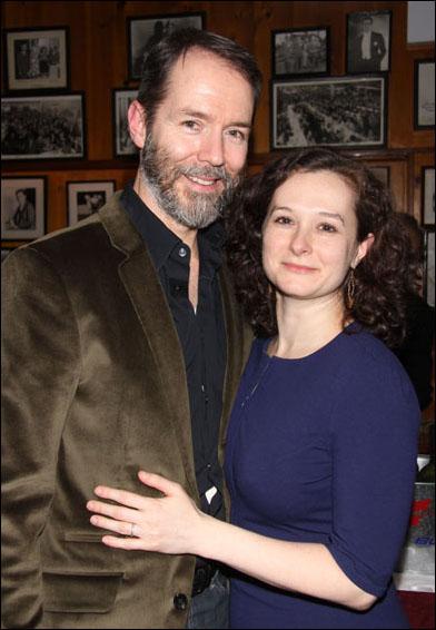 Paul Niebanck and Jessica Niebanck