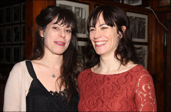 Arin Arbus and Maggie Siff