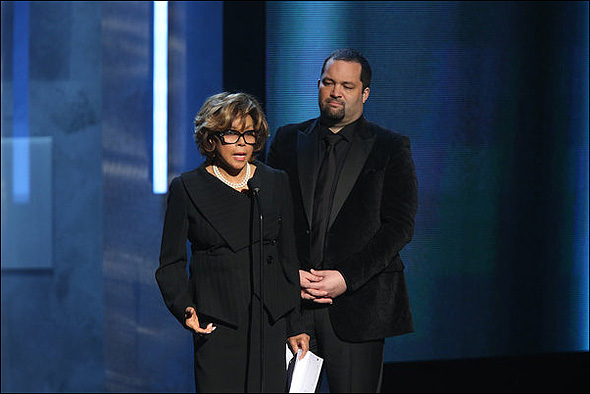 Diahann Carroll and Benjamin Todd Jealous