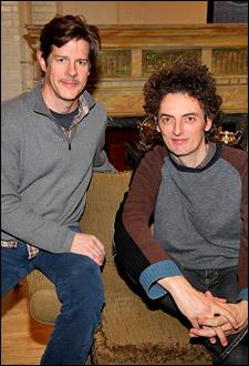 Rick Holmes and John Keating