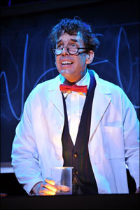 Michael Andrew in <i>The Nutty Professor</i>.