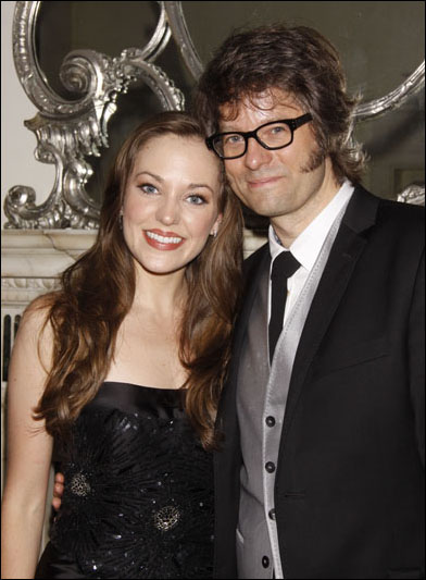 Laura Osnes and Fred Lassen