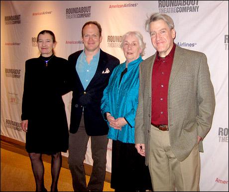 Nancy E. Carroll, James Joesph O'Neil, Alice Duffy, and Richard Poe