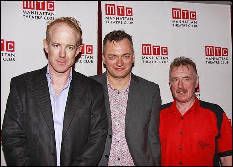 Ian Kelly, Michael Hodgson and David Whitaker