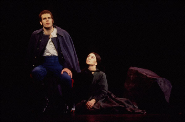 Jere Shea and Donna Murphy