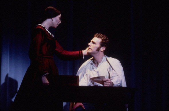 Donna Murphy and Jere Shea
