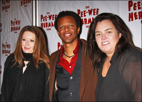 Natasha Lyonne, Phil LaMarr and Rosie O'Donnell