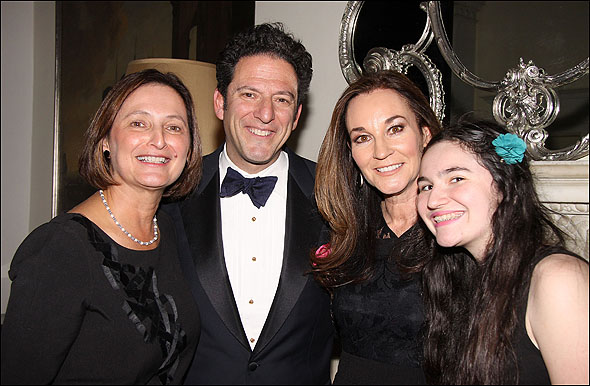Mary Pizzarelli, John Pizzarelli, Jessica Molaskey and Madeline Pizzarelli