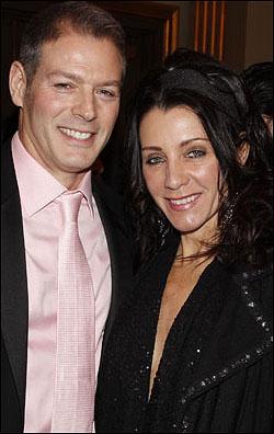 Kevin Spirtas and Deborah Taylor