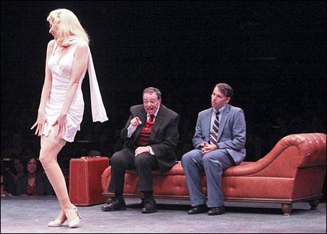 Sarah Cornell, Bob Amaral and Matt Loehr