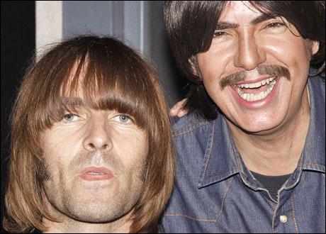 Liam Gallagher and Joe Bithorn