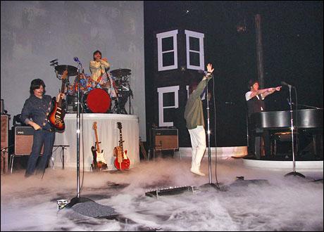 Joe Bithorn, Ralph Castelli, Steve Landese and Joey Curatolo