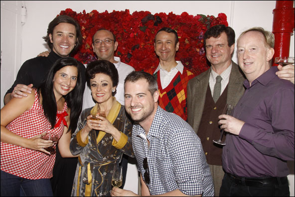 Tom Pelphrey, Joey Parnes, Jay Russell, Michael Cumpsty, Lee Dean, Sue Wagner, Tracie Bennett and John Johnson