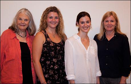 Lois Smith, Meredith Holzman, Katharine Powell and Mare Winningham