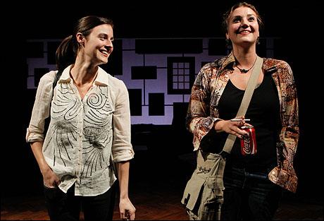 Katharine Powell and Meredith Holzman