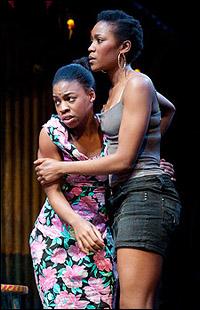 <I>Ruined</I> stars Pippa Bennett Warner and Kehinde Fadipe