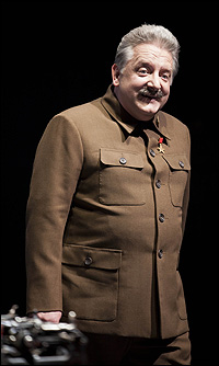 Simon Russell Beale in <i>Collaborators</i>