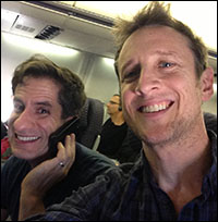 Seth Rudetsky and Jack Plotnick