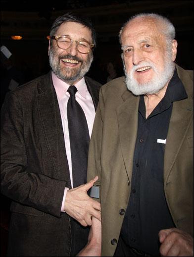 Santo Loquasto and Desmond Heeley