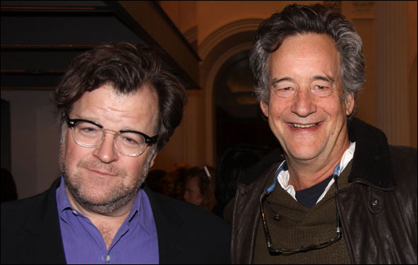 Kenneth Lonergan and John Rothman
