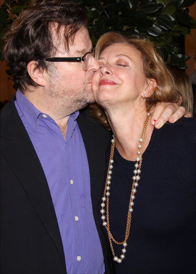 Kenneth Lonergan and J. Smith-Cameron