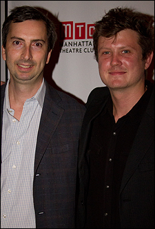 Henry Wishcamper and Beau Willimon