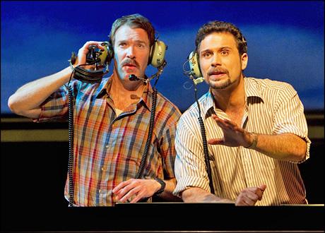 Brian Hutchison and Jeremy Sisto