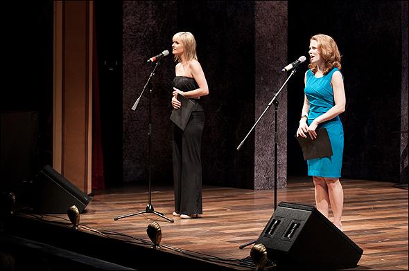 Coleen Sexton and Jennifer Hope Wills