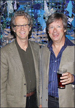 Ridley Pearson and Dave Barry