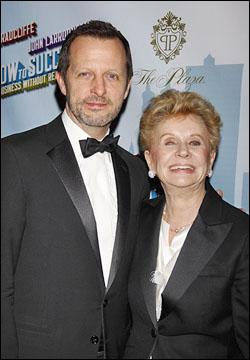 Rob Ashford and Jo Sullivan Loesser