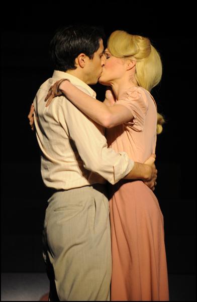 Matthew Scott and Amanda Rose