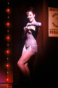 Tammy Blanchard as Louise in <i>Gypsy</i>.