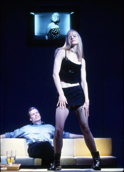Nicole Kidman and Iain Glen