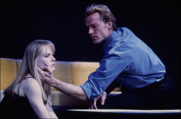 Nicole Kidman and Iain Glen