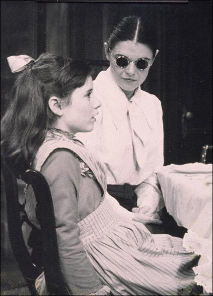Patty Duke and Anne Bancroft