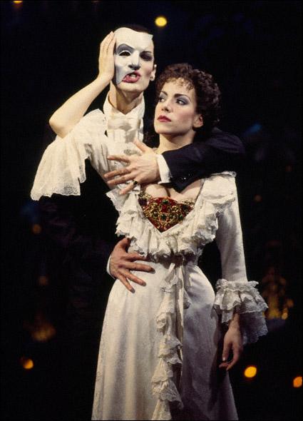 Hugh Panaro and Sandra Joseph
