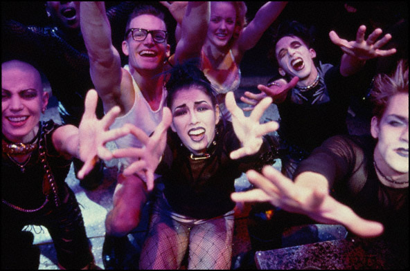 A Scene from The Rocky Horror Show