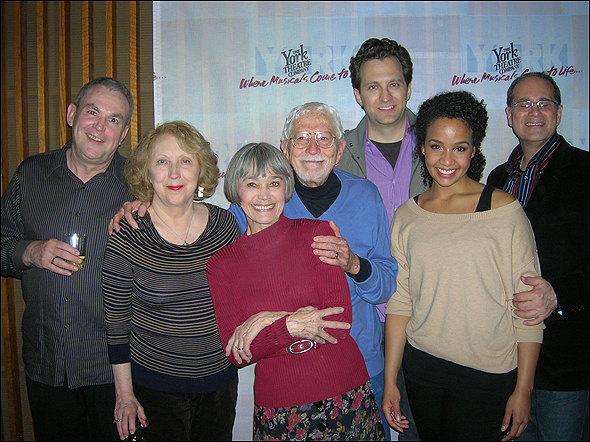 Michael Rice, Pamela Hunt, Susan Watson, Tom Jones, Graham Rowat, Stephanie Umoh and Dan Shaheen