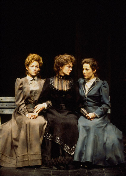 A Scene from The Three Sisters