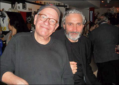 Kenneth Tigar and Rocco Sisto