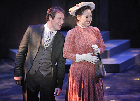 Jim Stanek and Elizabeth Loyacano