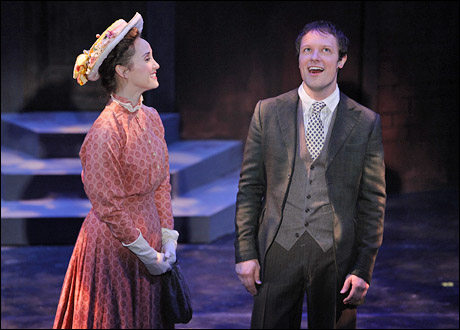 Elizabeth Loyacano and Jim Stanek