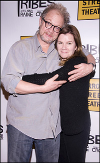 Jeff Perry and Mare Winningham