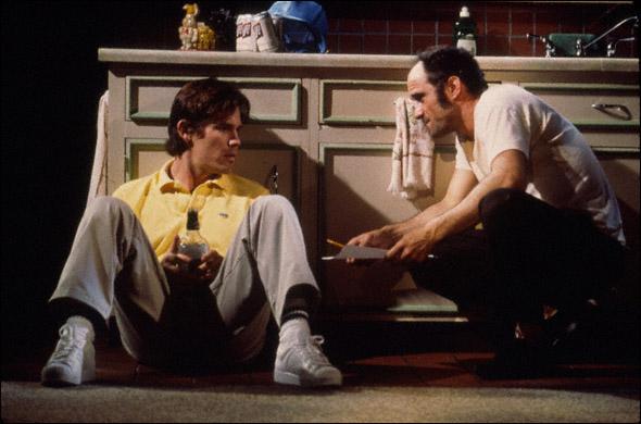 Josh Brolin and Elias Koteas