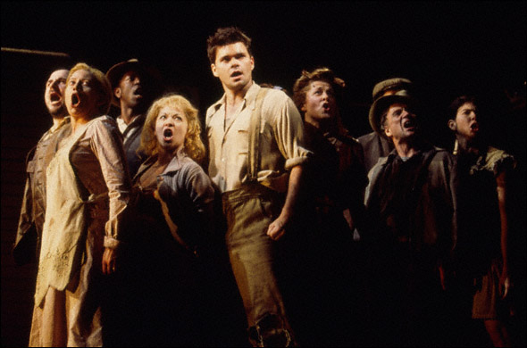 Hunter Foster and the company