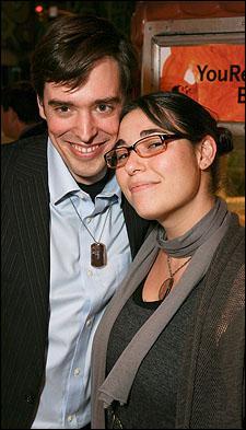 Jason H. Thompson and Kate Coltun