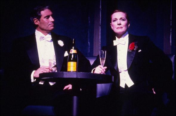 Michael Nouri and Julie Andrews