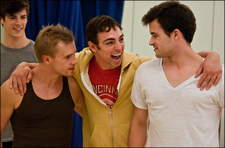 Nathan Keen, Joseph J. Simeone and Kyle Robinson